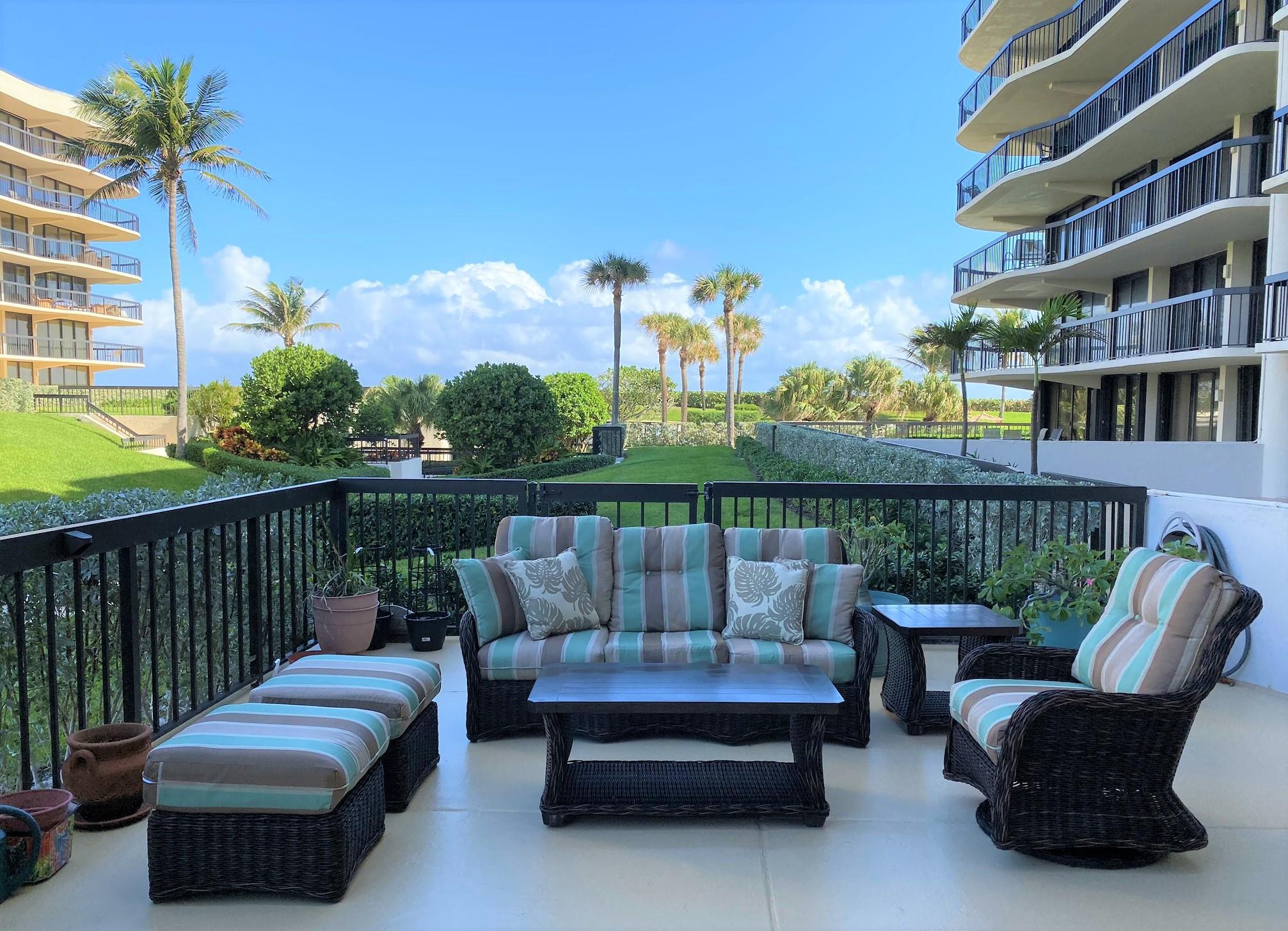 3440 S Ocean Boulevard, 105s - Palm Beach, Florida