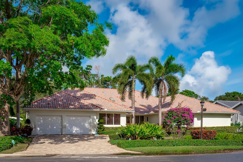 Home for sale in Sanctuary Boca Raton Florida