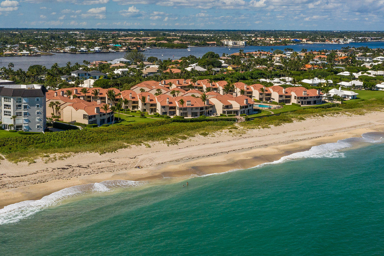 Home for sale in DUNES OF OCEAN RIDGE CONDO Ocean Ridge Florida