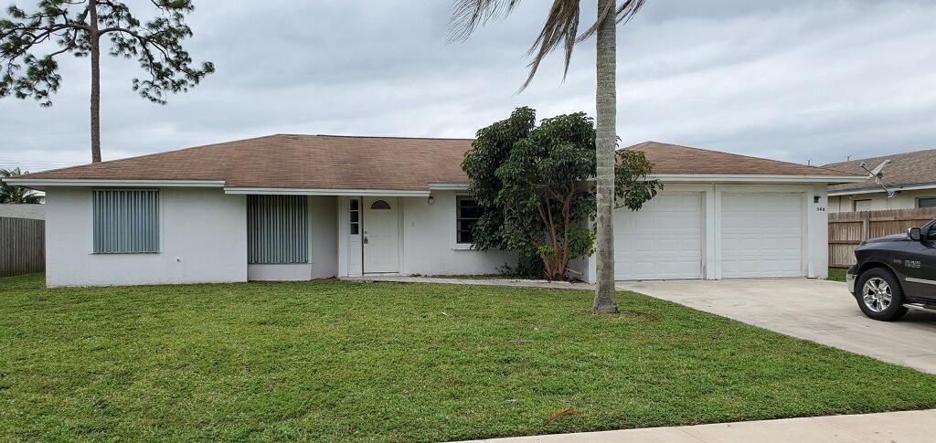 148 Cordoba Circle Royal Palm Beach, FL 33411