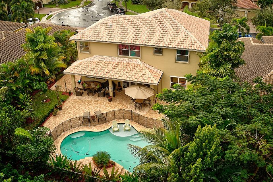 Home for sale in Cedar Creek Ranch Lake Worth Florida