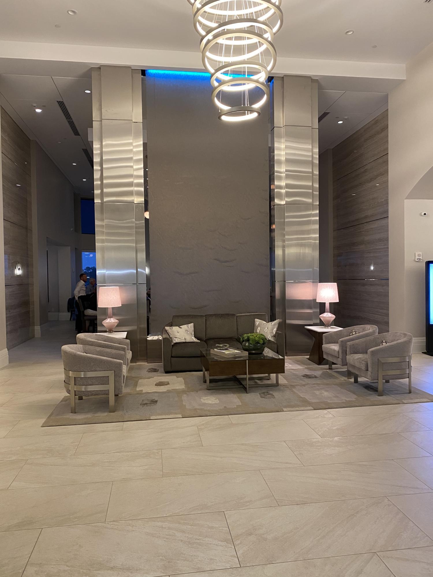 Wycliffe lobby lounge