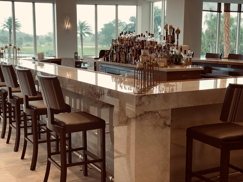 Wycliffe new lobby bar