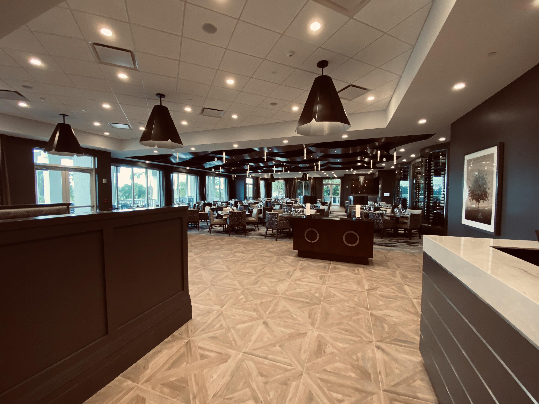 Wycliffe new lobby dining