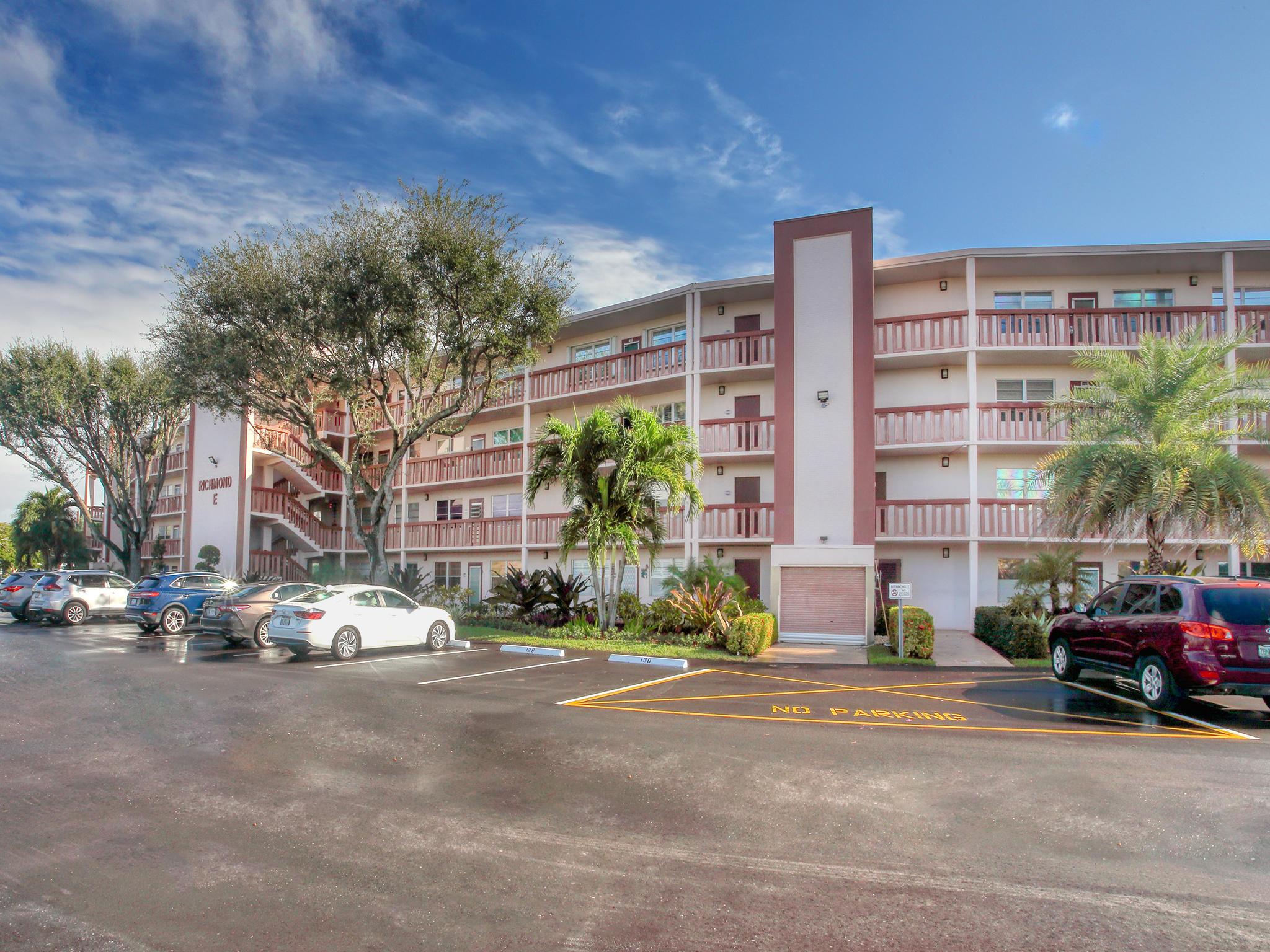 Home for sale in RICHMOND E CONDO Deerfield Beach Florida