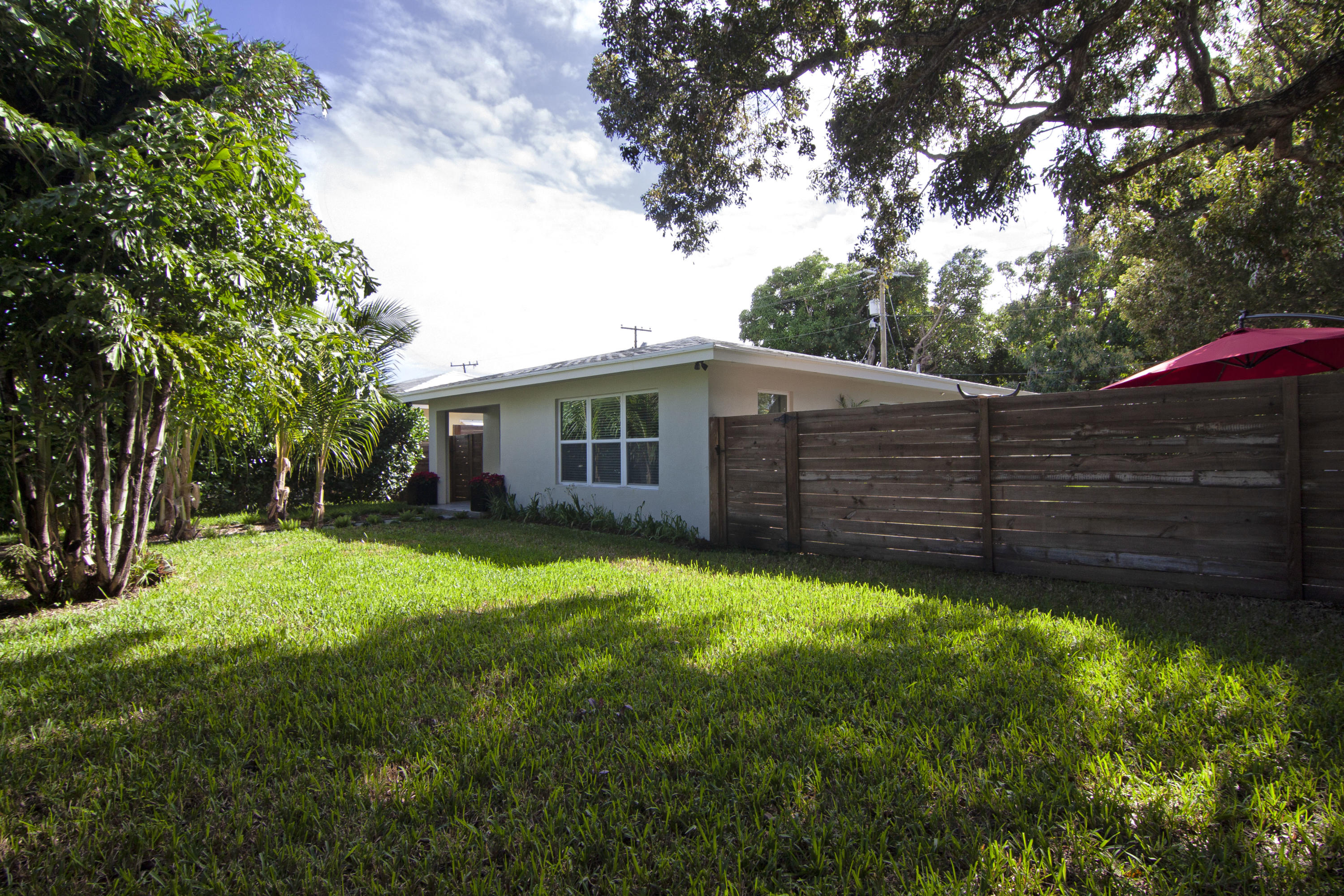 Home for sale in Northwood Shores West Palm Beach Florida