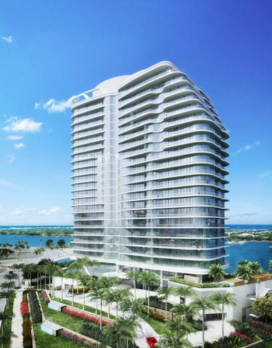 1100 S Flagler Drive, 1702 - West Palm Beach, Florida