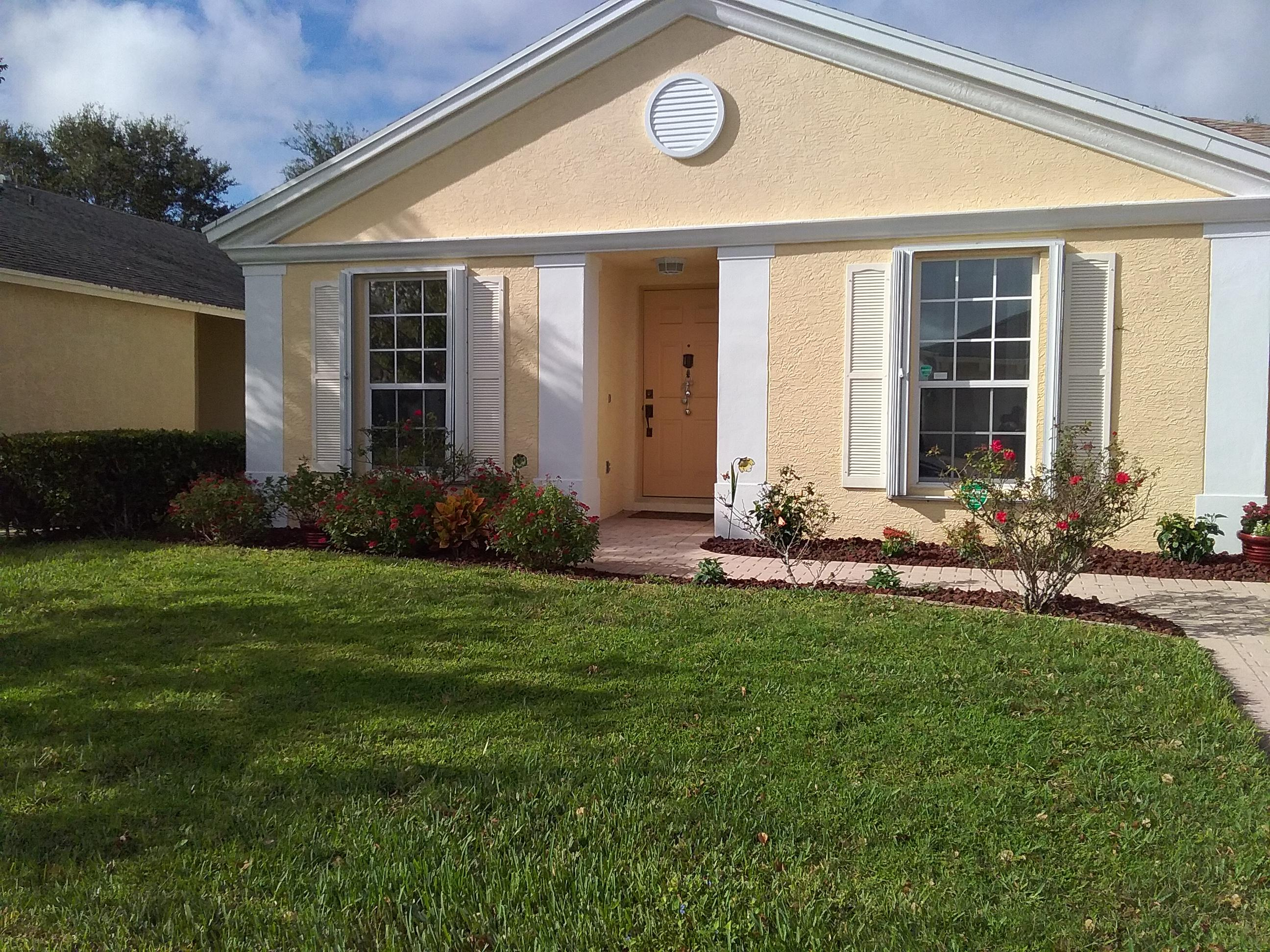 Home for sale in Lake Forest Port Saint Lucie Florida
