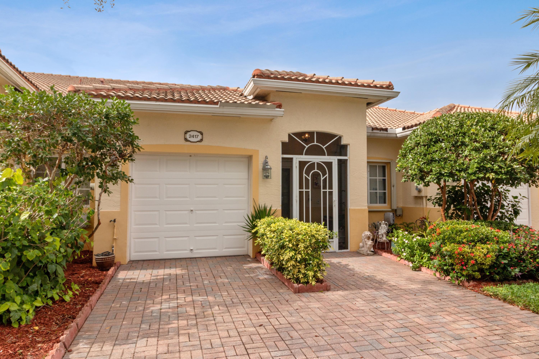 2417 Windjammer Way West Palm Beach, FL 33411