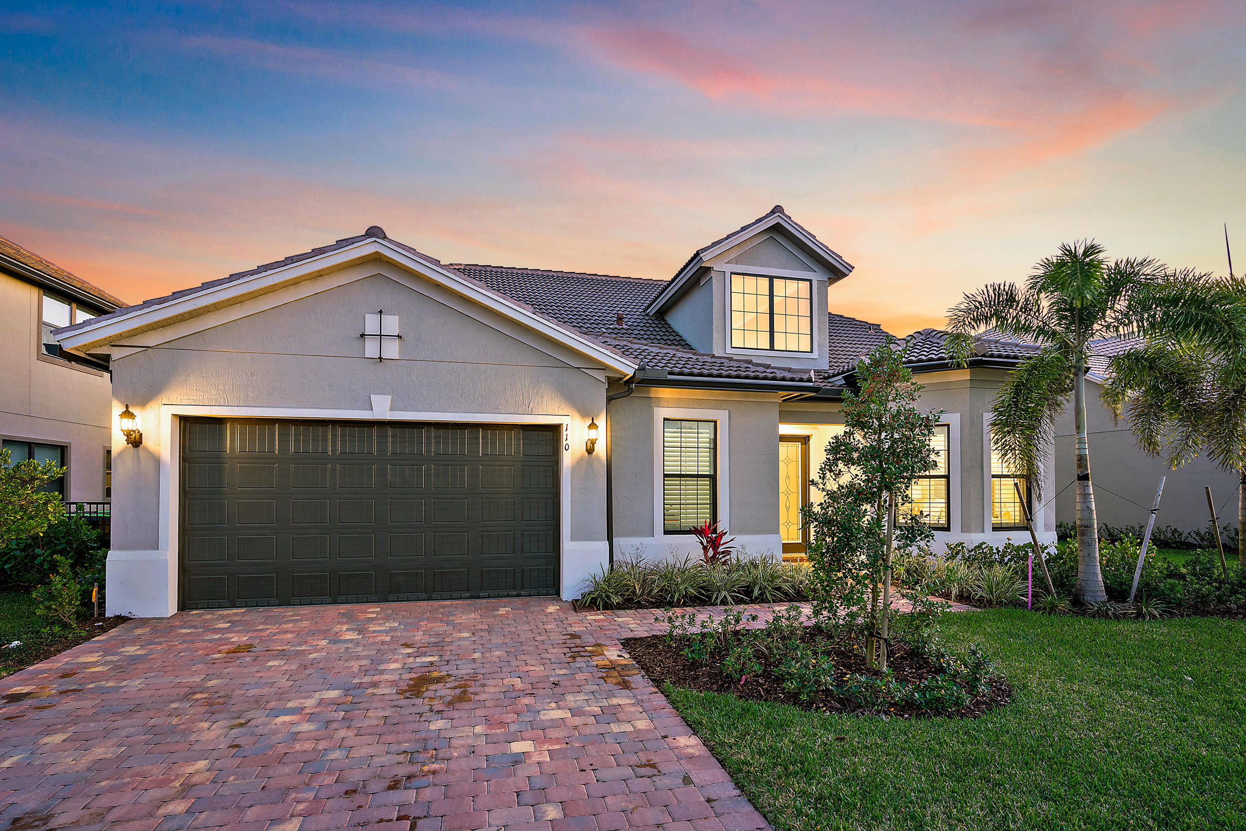 New Home for sale at 110 Indigo River Point in Jupiter