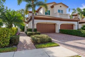 Property for sale at 206 Tresana Boulevard Unit: 12, Jupiter,  Florida 33478