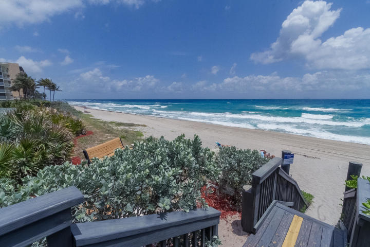 Home for sale in Hillsboro Ocean Club Hillsboro Beach Florida