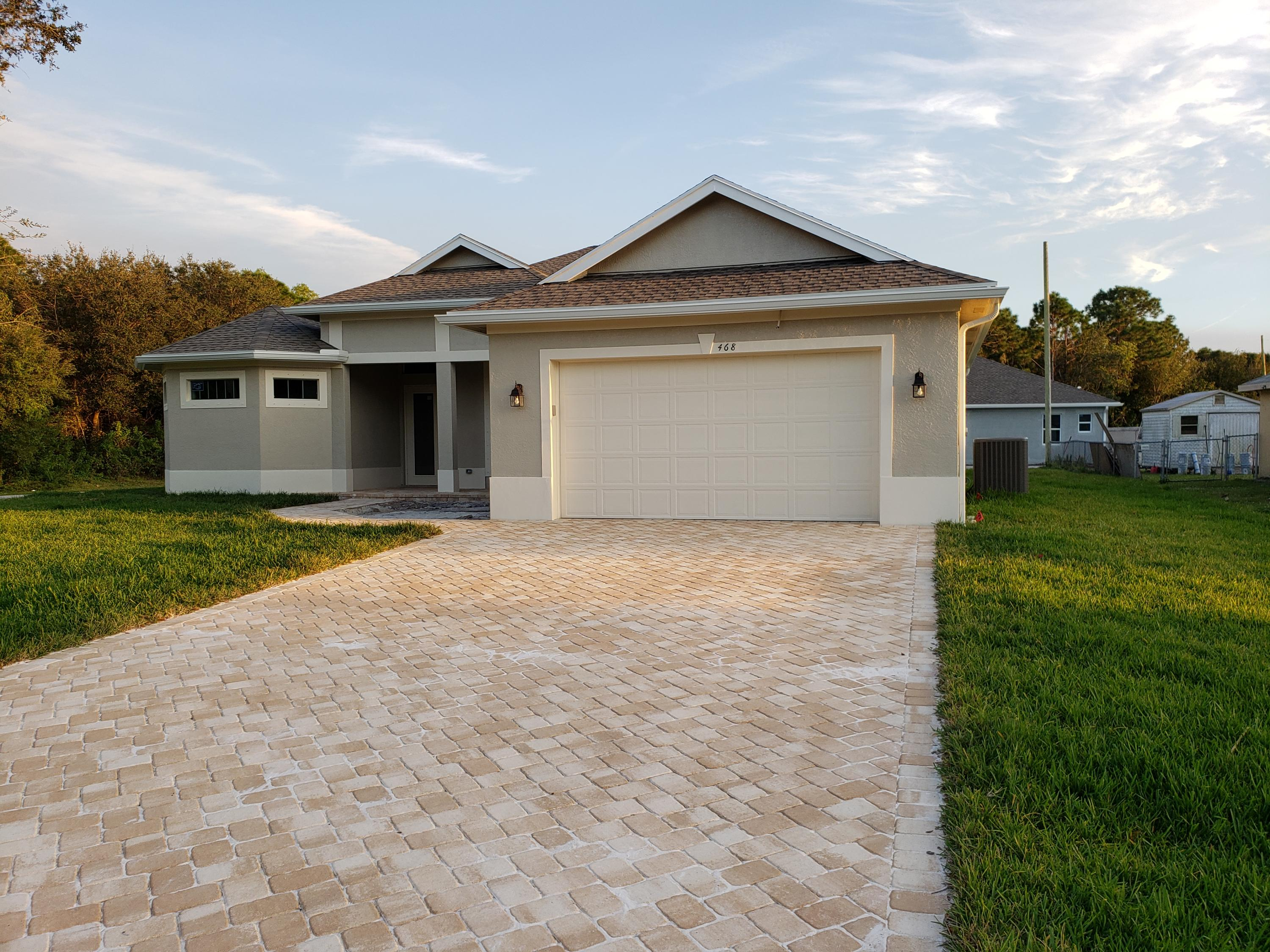 Photo of 468 SW Cherry Hill Road, Port Saint Lucie, FL 34953