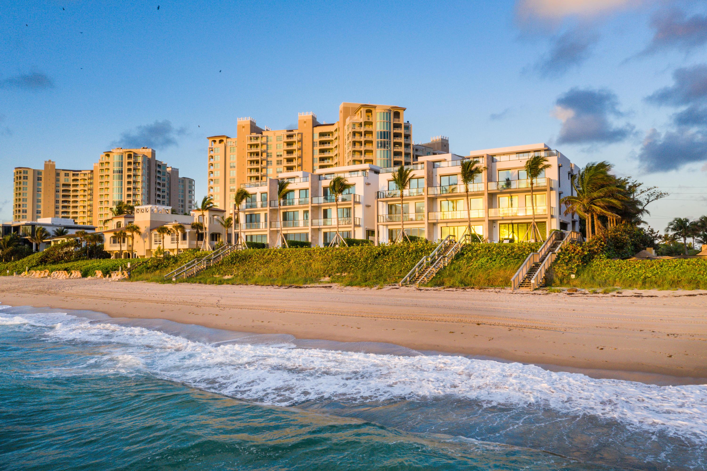 Home for sale in 3621 SOUTH OCEAN VILLAS CONDO Highland Beach Florida