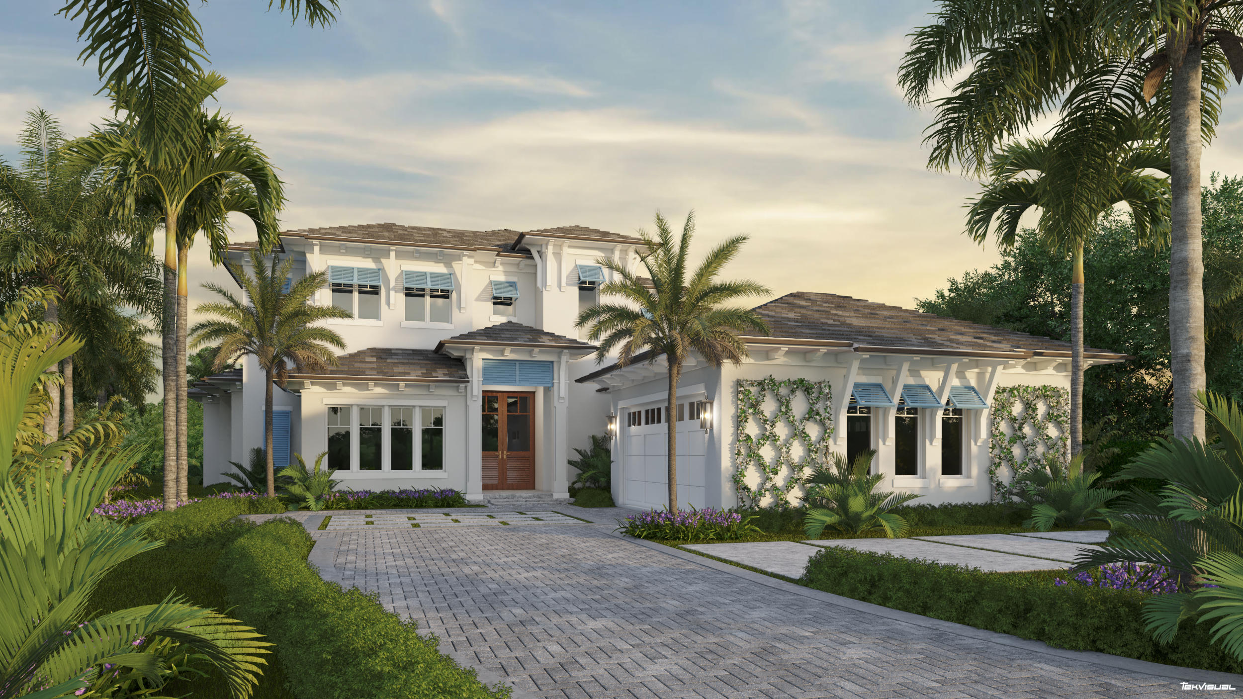 New Home for sale at 130 Waters Edge Drive in Jupiter