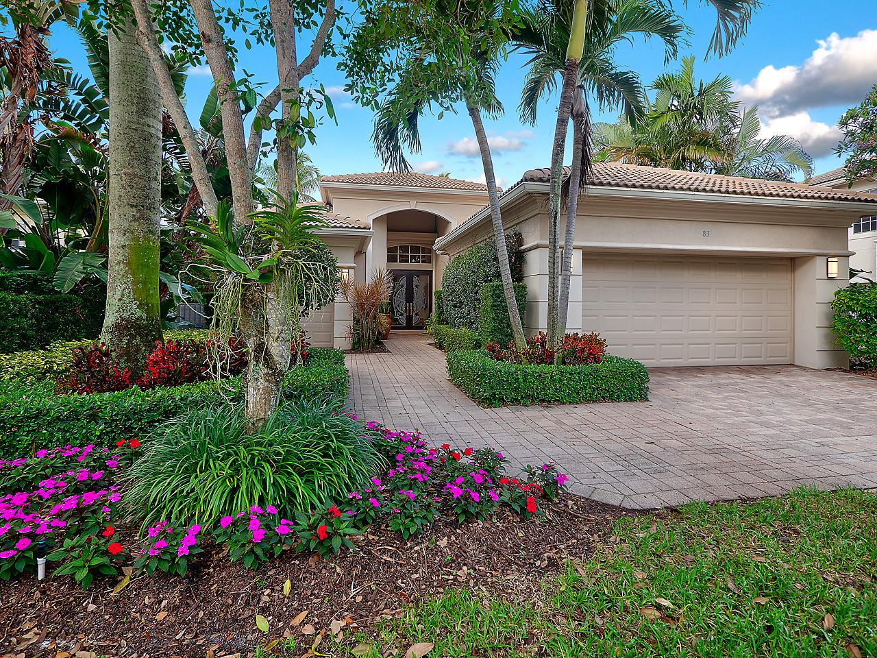 Home for sale in Ballenisles - Laguna Palm Beach Gardens Florida