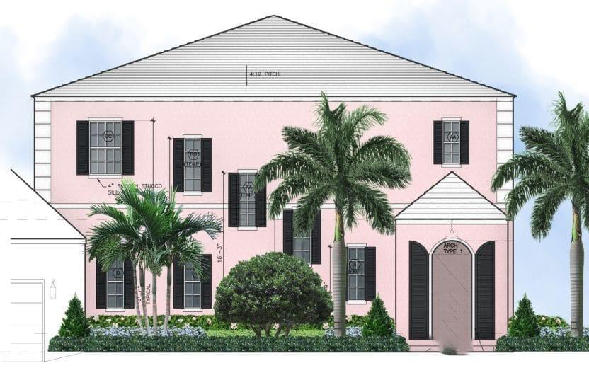 New Home for sale at 19 Country Club Circle in Tequesta