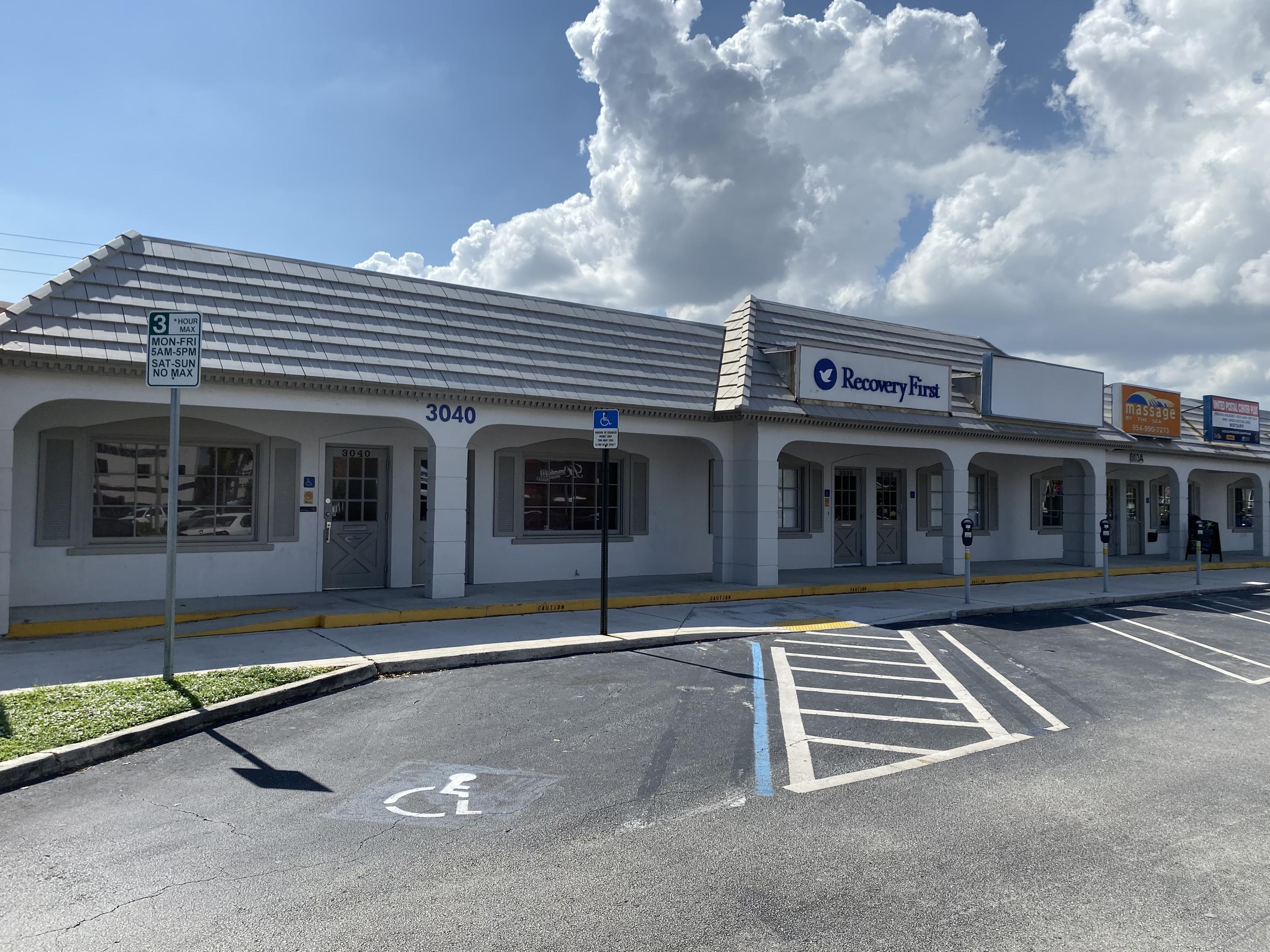 2,450 SF Nicely appointed office space on East Commercial Blvd! Space was recently renovated and was
