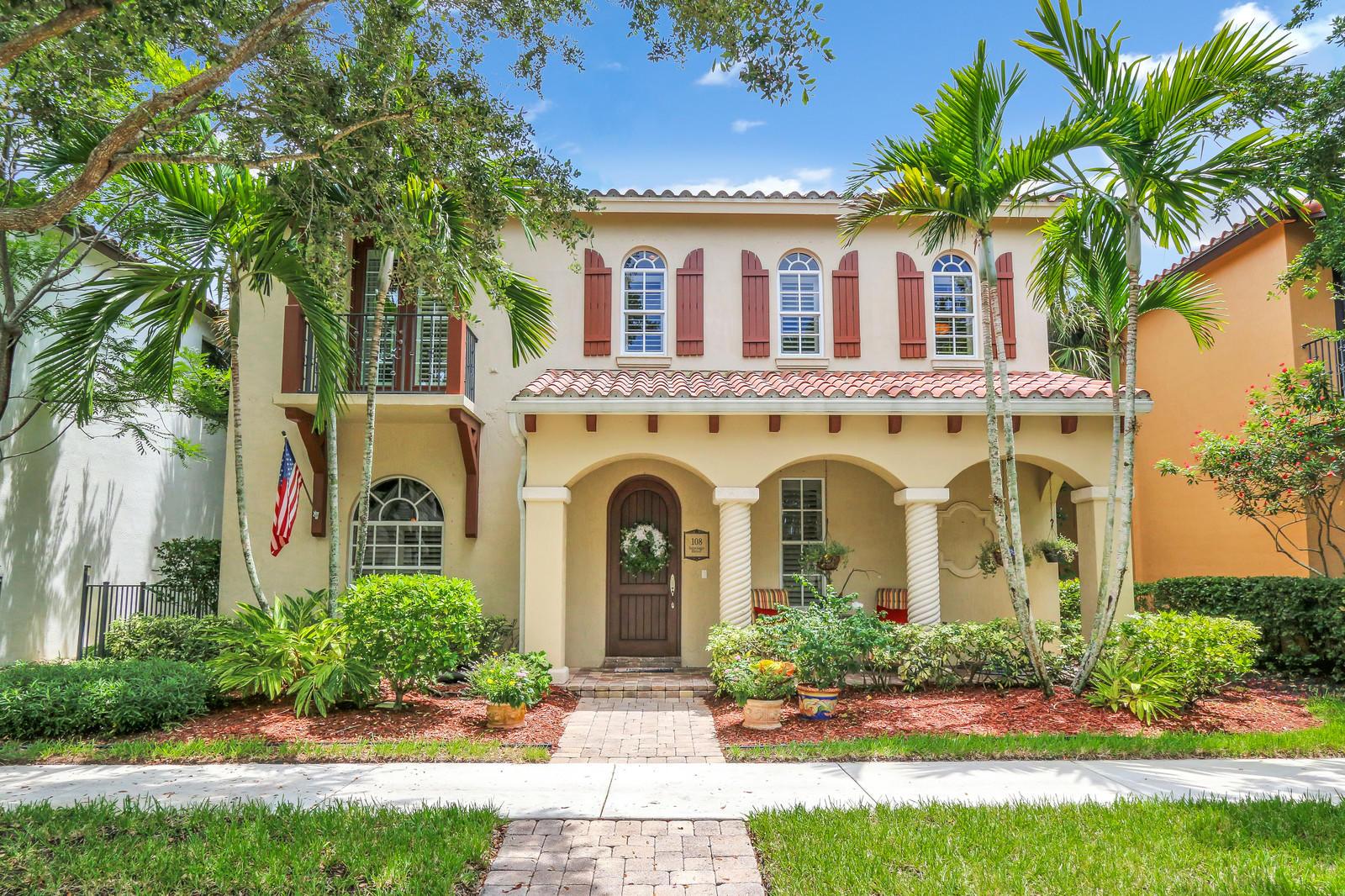 New Home for sale at 108 Santiago Drive in Jupiter