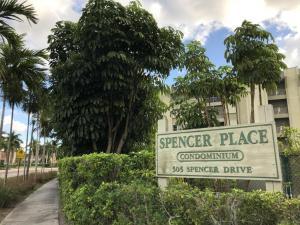 505  Spencer Drive Apt 405 For Sale 10590504, FL