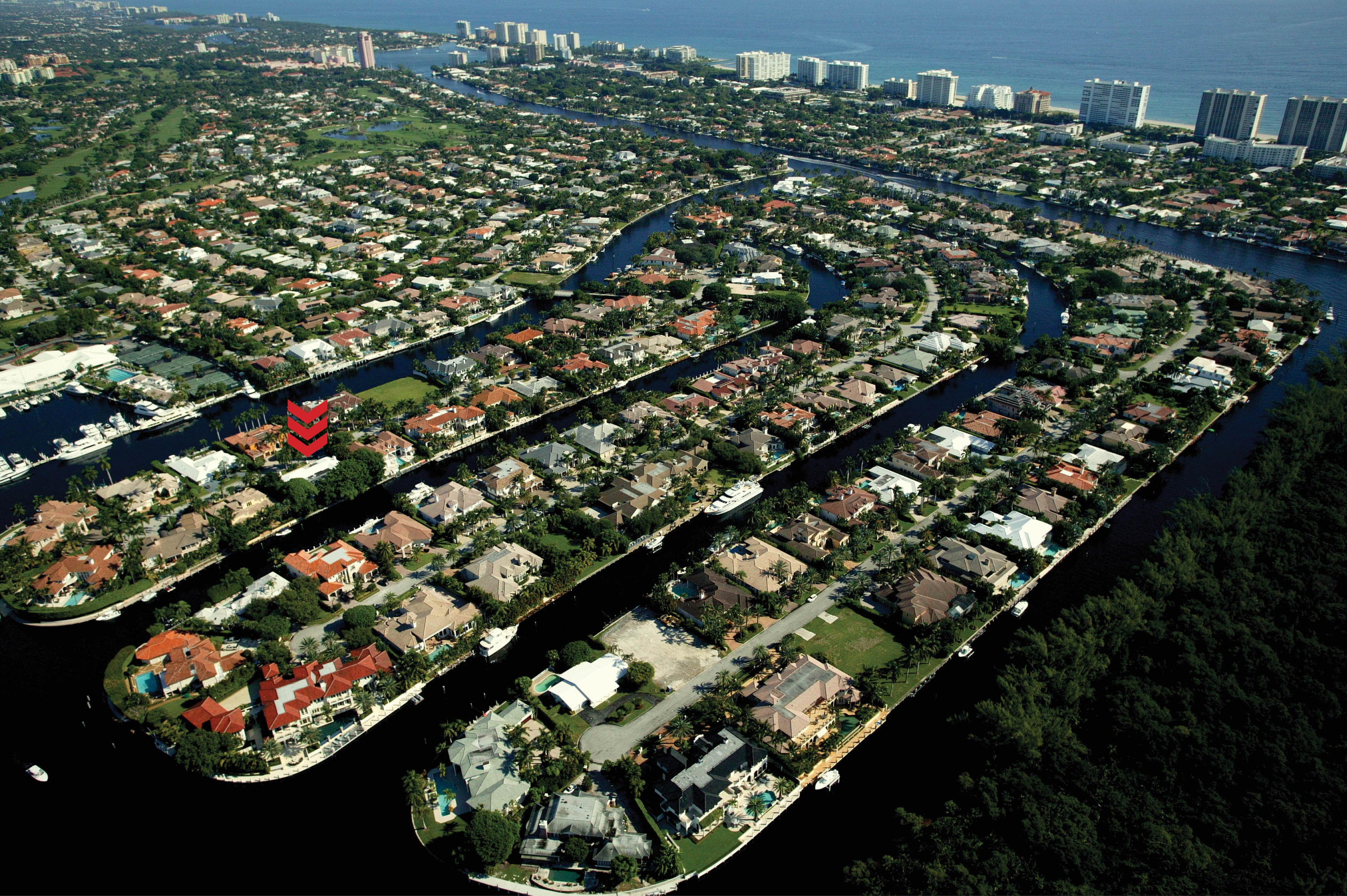 Home for sale in ROYAL PALM YACHT & COUNTRY CLUB SUB IN PB 26 PGS 57 TO 62 INC & AMENDED PLAT IN PB Boca Raton Florida