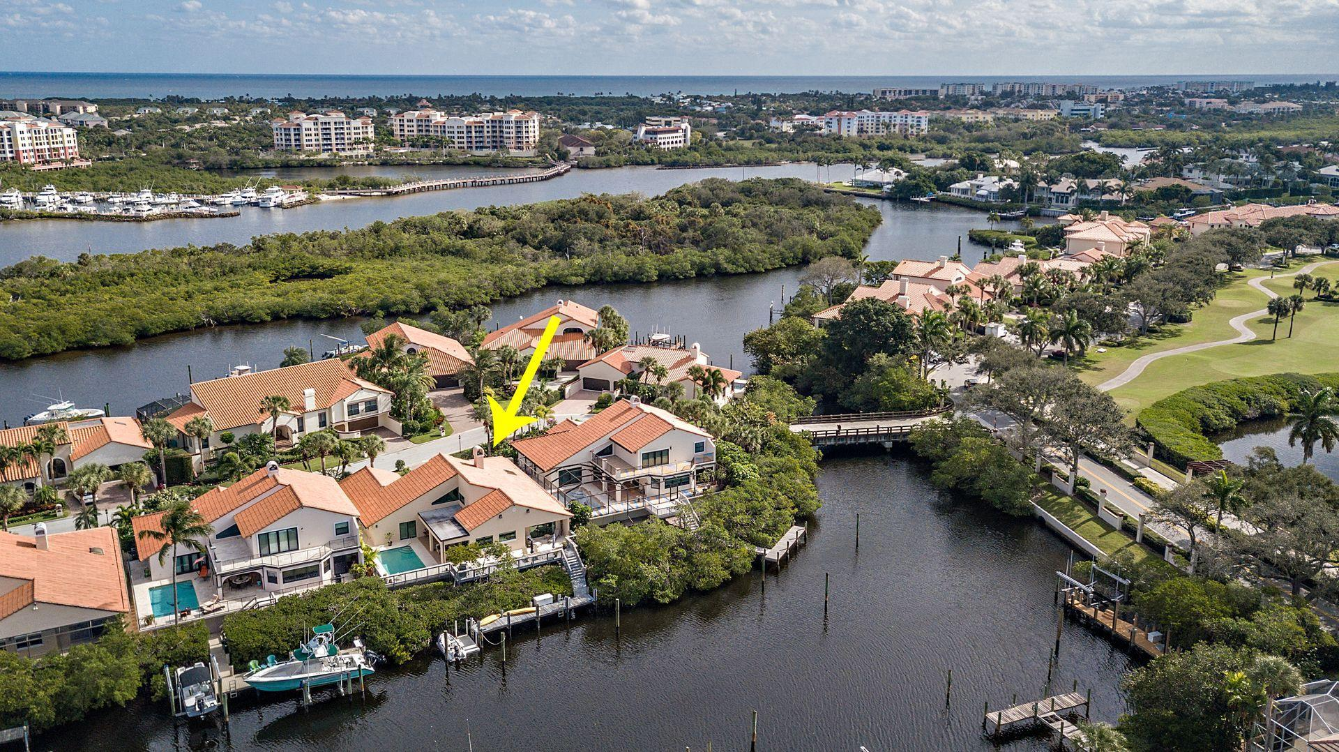 Home for sale in Jonathan's Landing Jupiter Florida