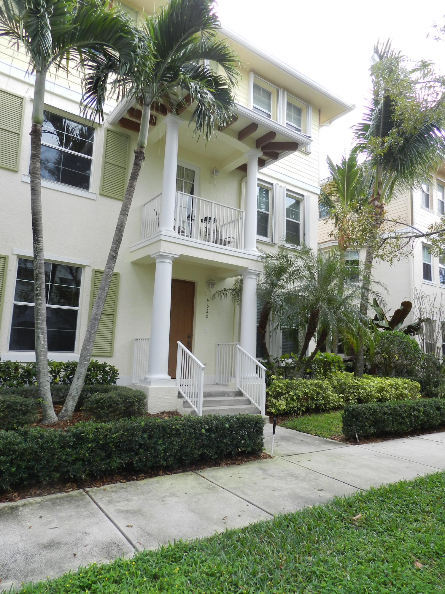 4320 Blowing Point Place, Jupiter, Florida 33458, 4 Bedrooms Bedrooms, ,3.1 BathroomsBathrooms,F,Townhouse,Blowing Point,RX-10591410