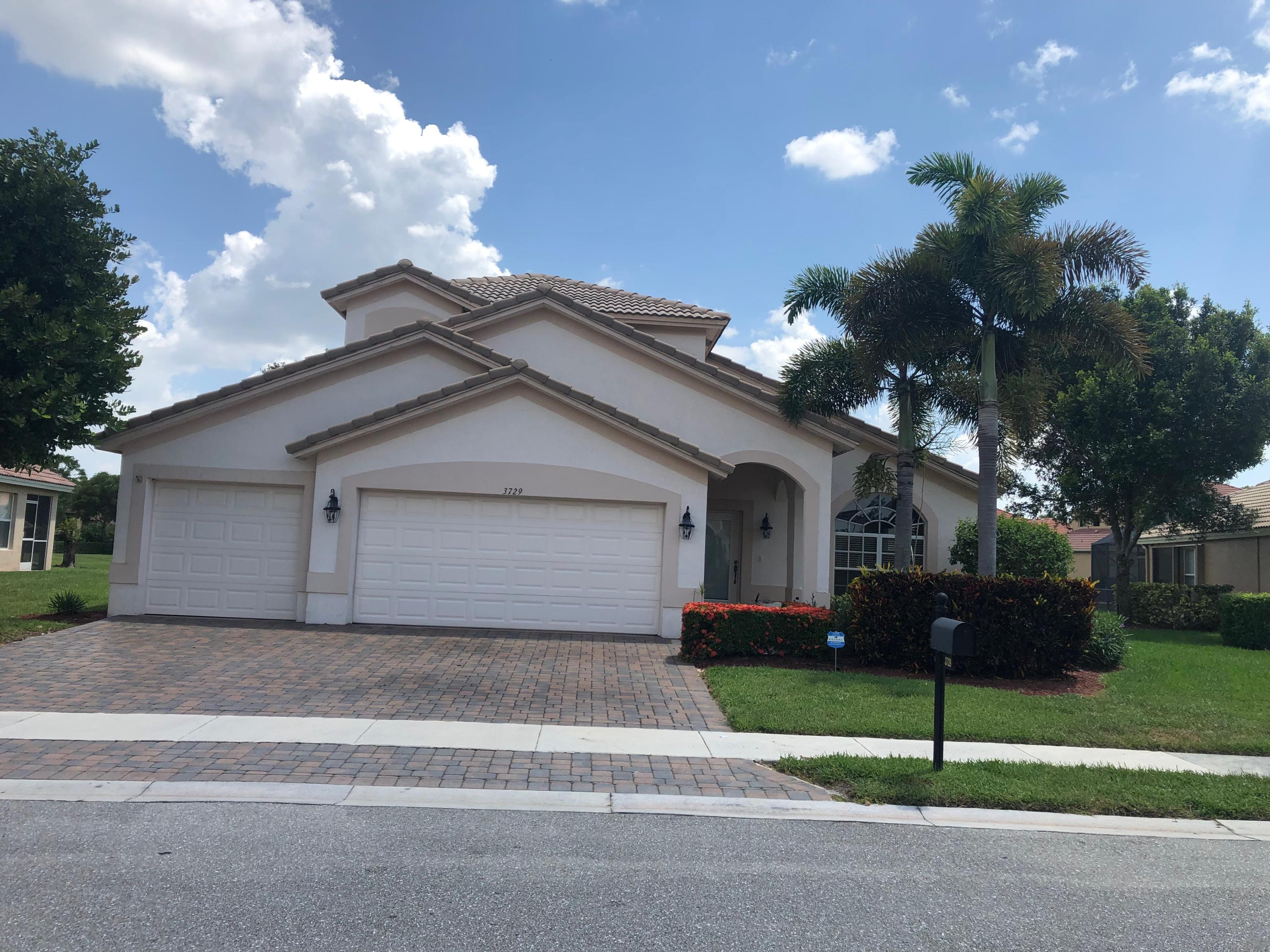 3729 Victoria Road West Palm Beach, FL 33411