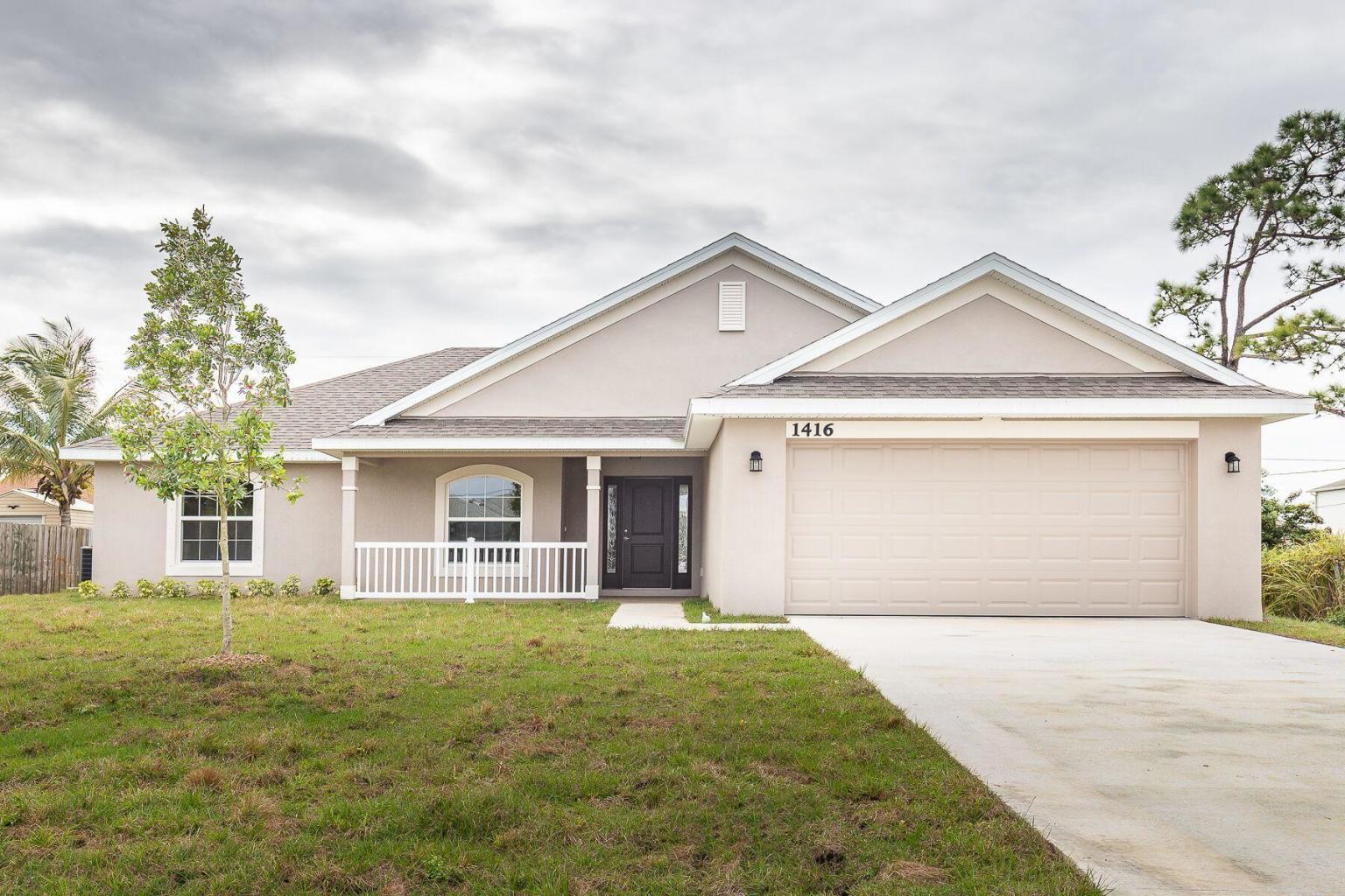 Photo of 443 SW Holden Terrace, Port Saint Lucie, FL 34984