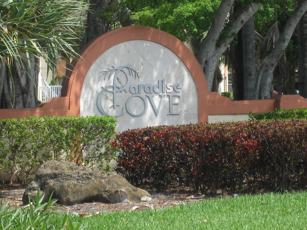 Home for sale in PARADISE COVE AT PALM BEACH LAKES CONDOMINIUM West Palm Beach Florida