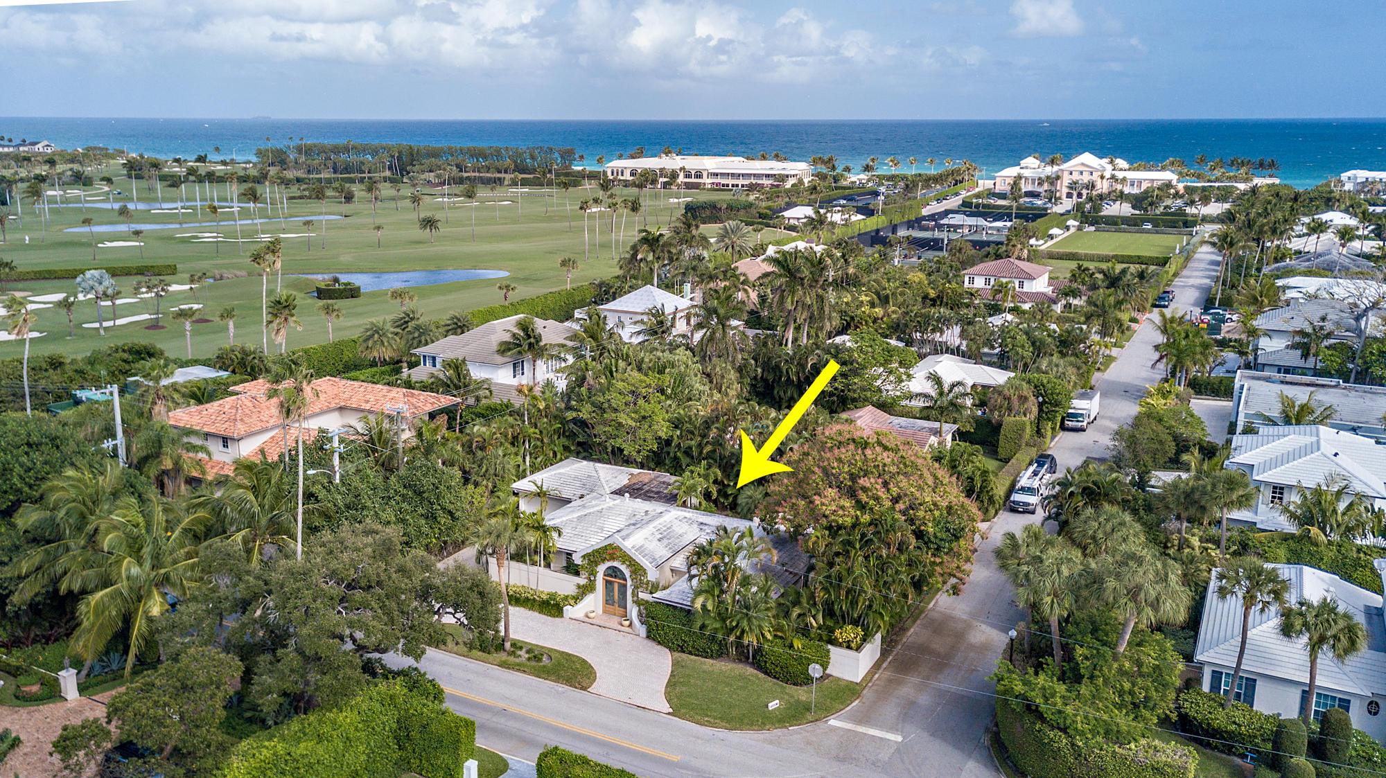 755 N Lake Way - Palm Beach, Florida