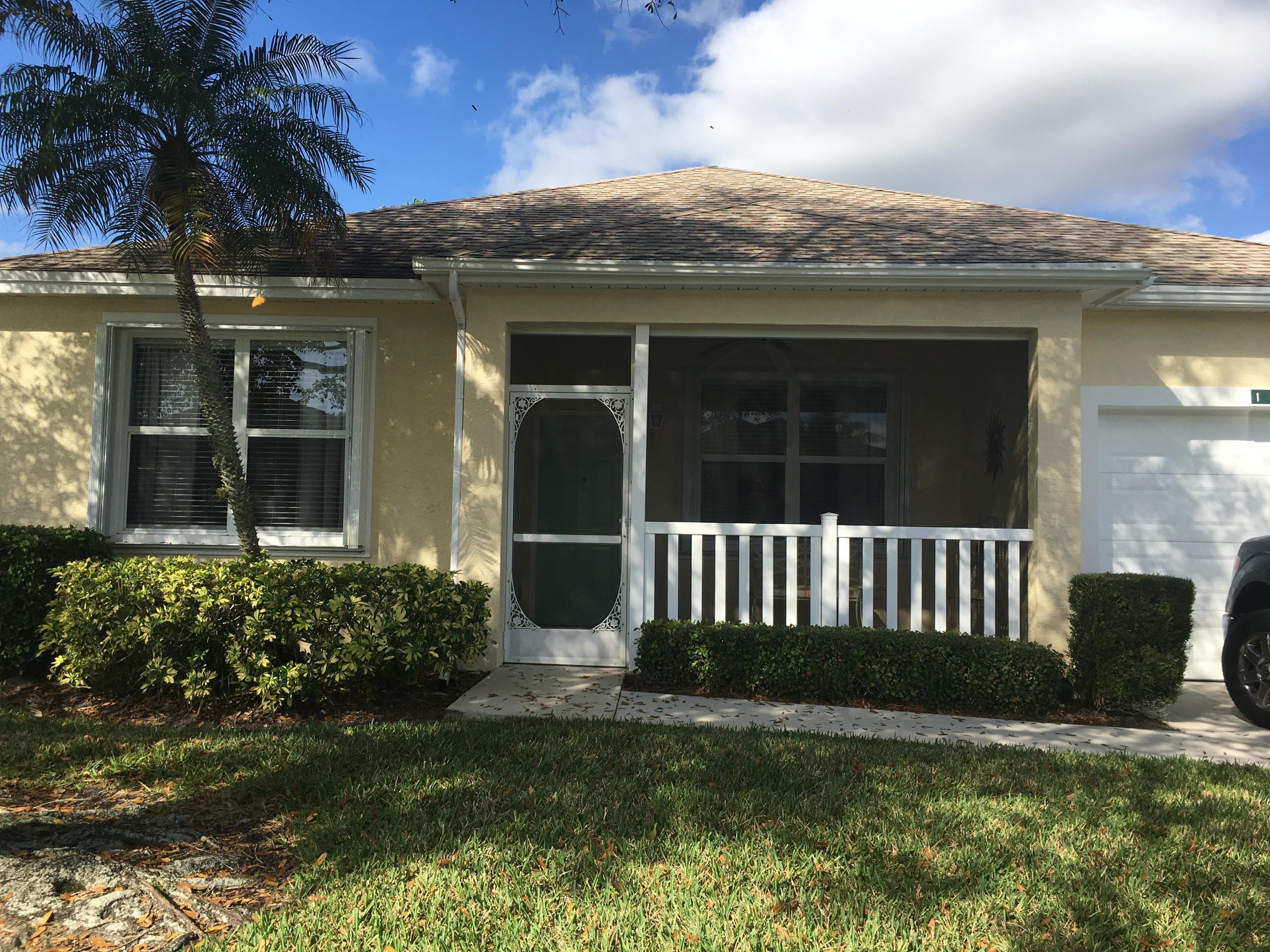 Home for sale in st lucie west  plat no 36 Port Saint Lucie Florida