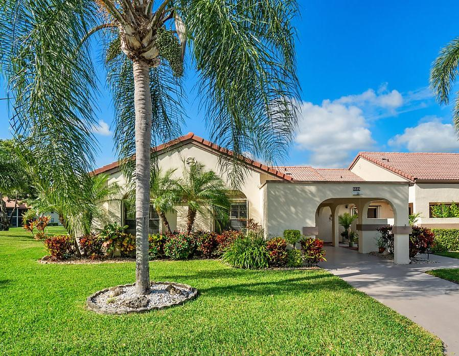 Home for sale in Aberdeen  Landings Boynton Beach Florida