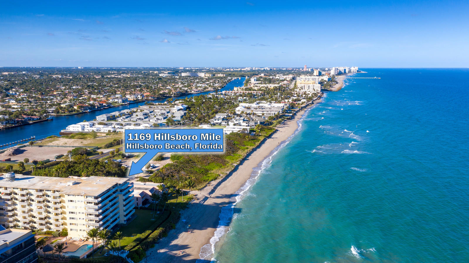 1169 Hillsboro Mile, Hillsboro Beach, Florida 33062, 2 Bedrooms Bedrooms, ,2 BathroomsBathrooms,Residential,For Sale,Hillsboro Mile,RX-10592995