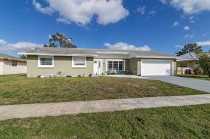 Come preview this immaculate 3 bedroom located on a quiet street in the back of the community. This home has a large fully fenced back yard, above ground pool,  screened patio and 2 car garage. This home has lots of natural light, updated kitchen and bathrooms and is move in ready!