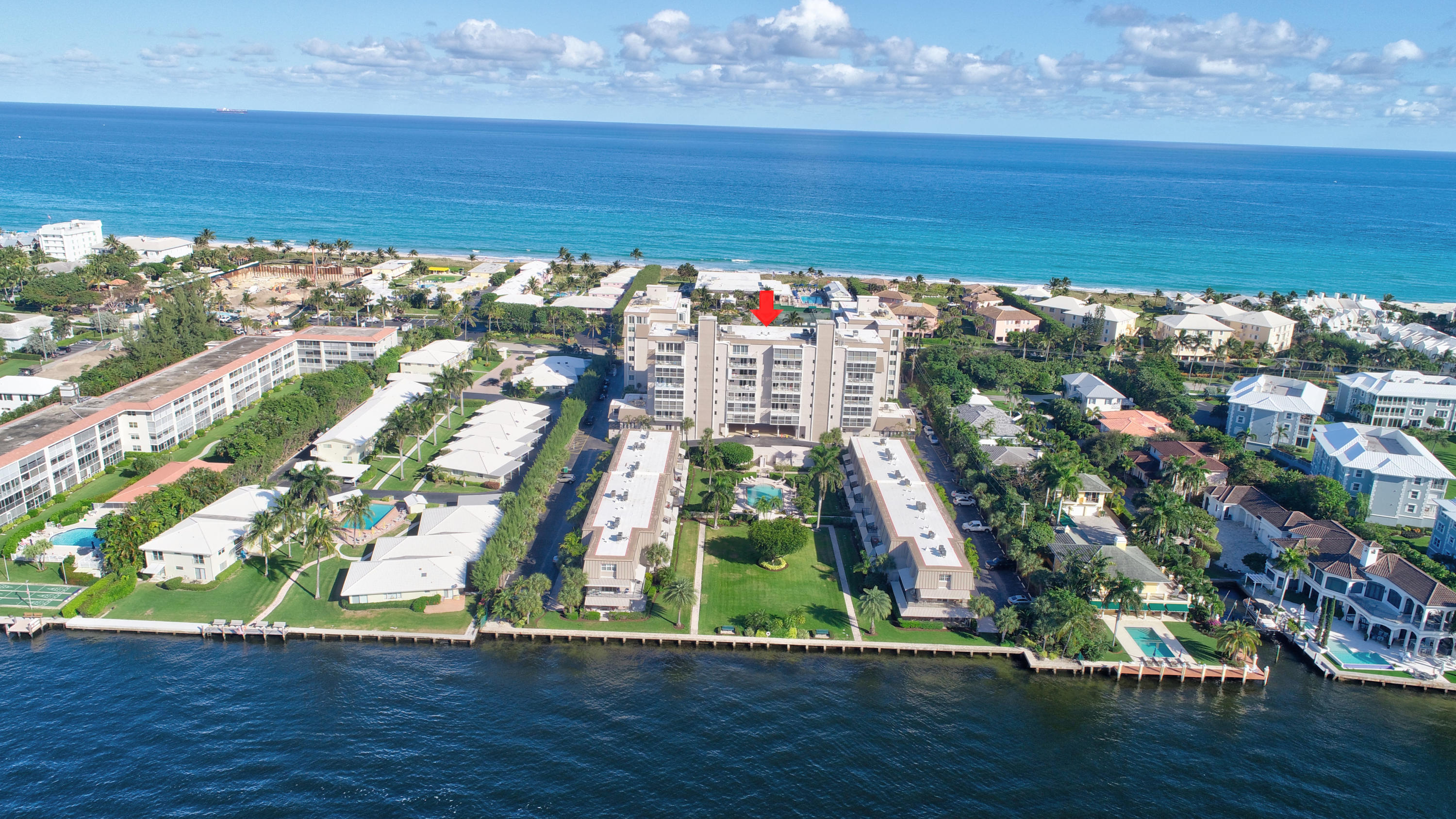 Home for sale in Delray Beach Club Apartments Delray Beach Florida