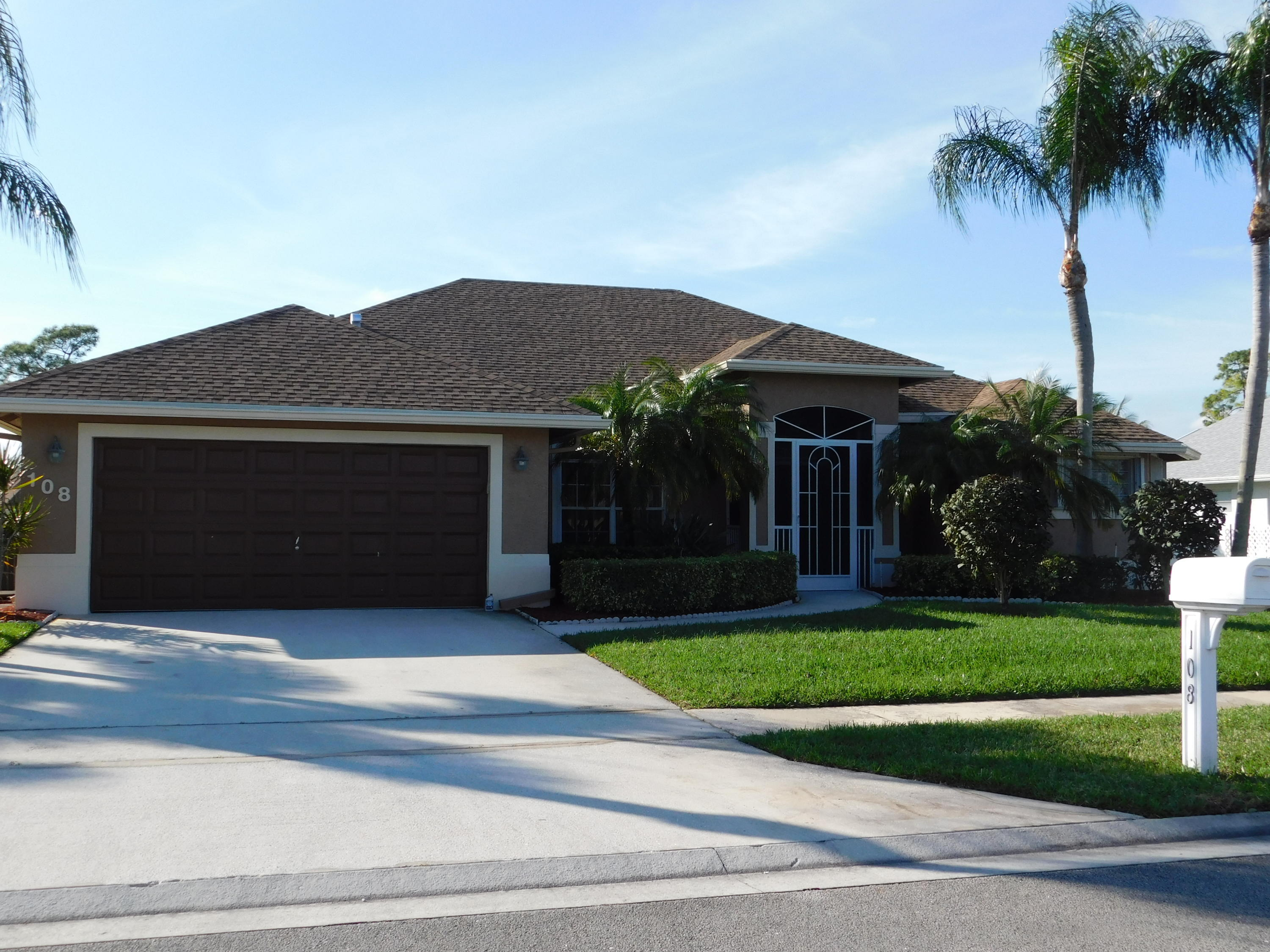 Home for sale in SARATOGA AT ROYAL PALM 2 Royal Palm Beach Florida