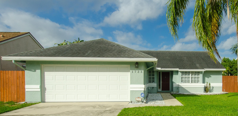 Home for sale in Stonehaven Boynton Beach Florida