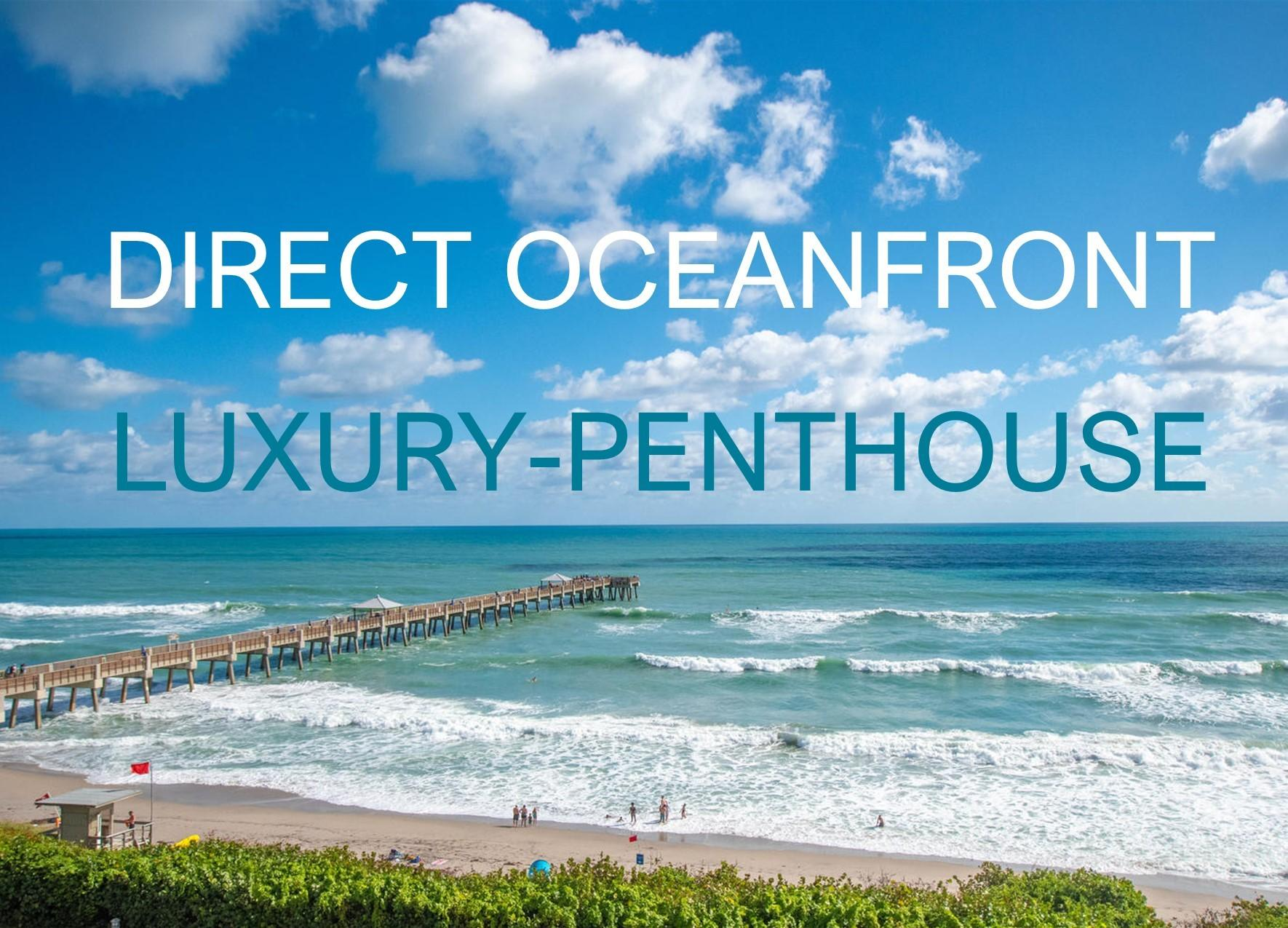 New Home for sale at 700 Ocean Royale Way in Juno Beach