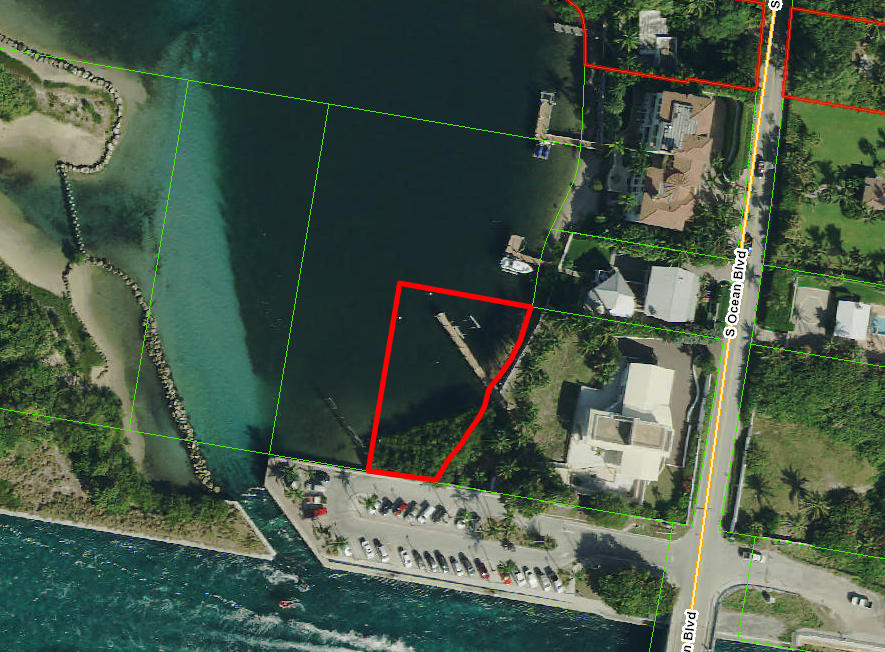 Lots 23 0 Ocean Boulevard, Manalapan, Florida 33462, ,Dock,For Sale,Ocean,RX-10593831