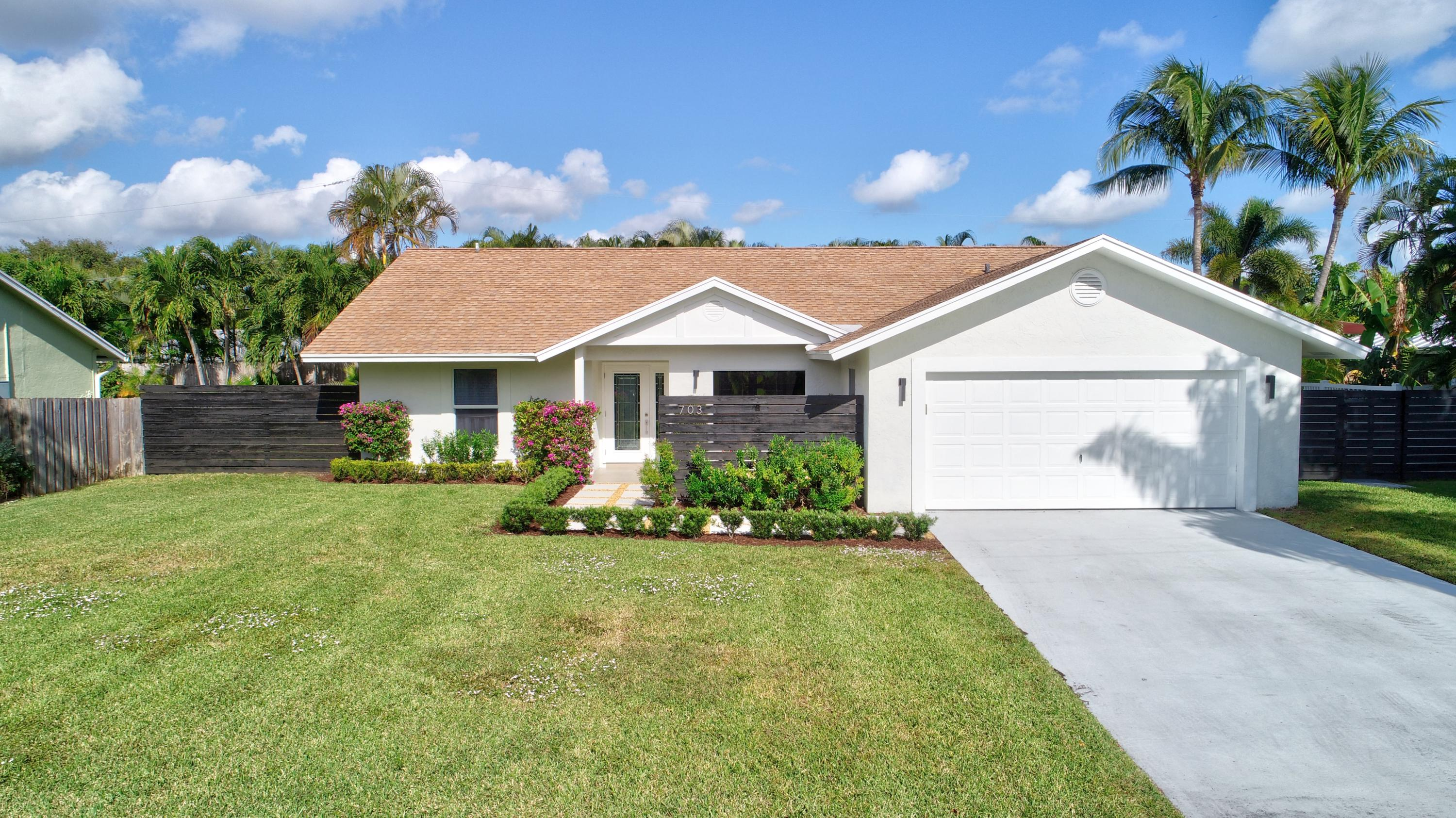 Home for sale in Lake Ida Chevy Chase Delray Beach Florida