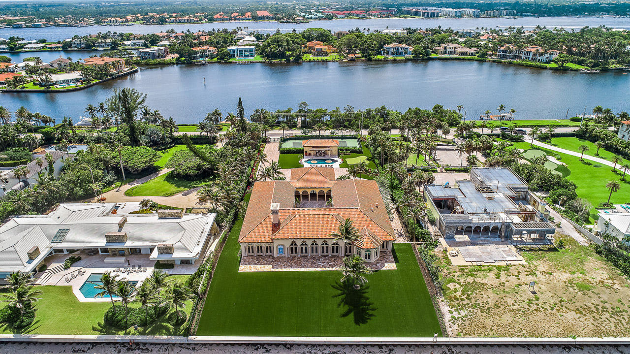 New Home for sale at 1160 Ocean Boulevard in Manalapan