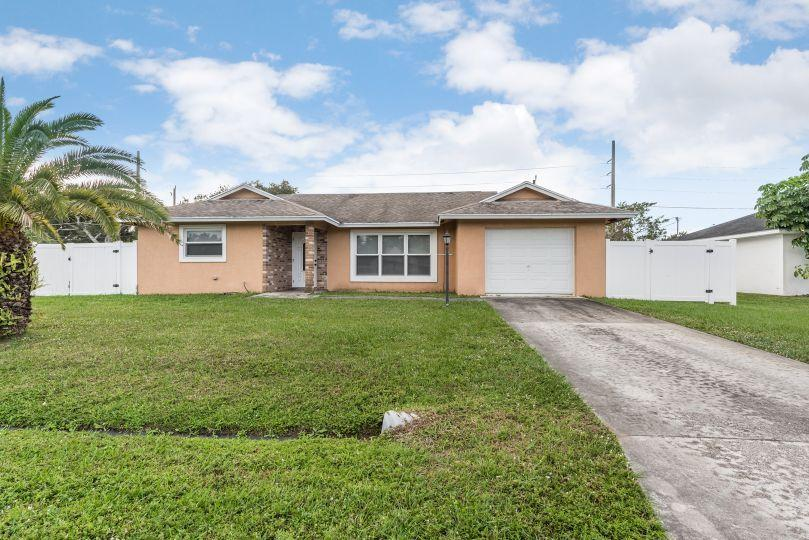 Home for sale in South Port St Lucie Unit 05 Port Saint Lucie Florida