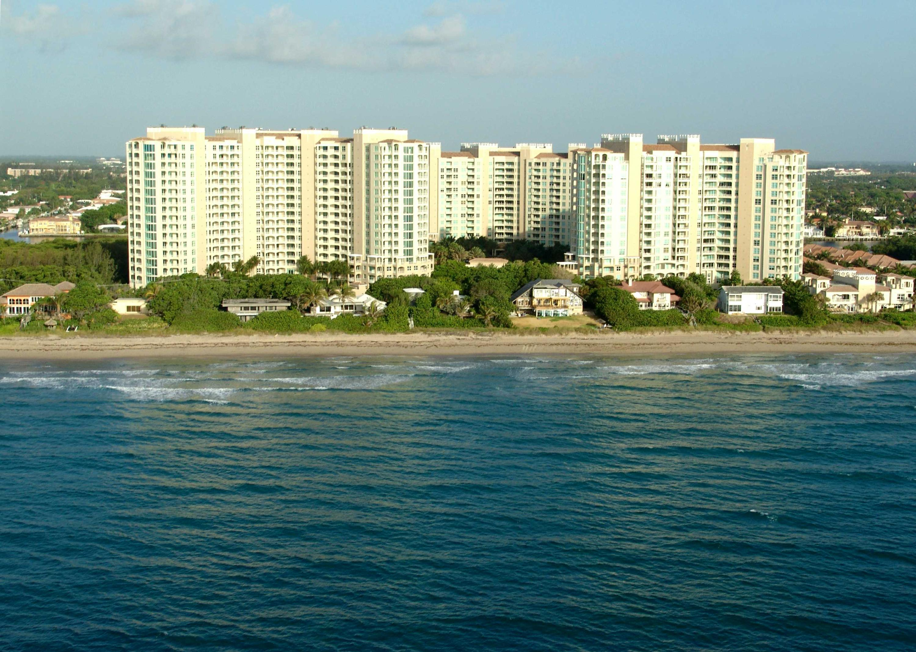 Home for sale in Toscana Towers Highland Beach Florida