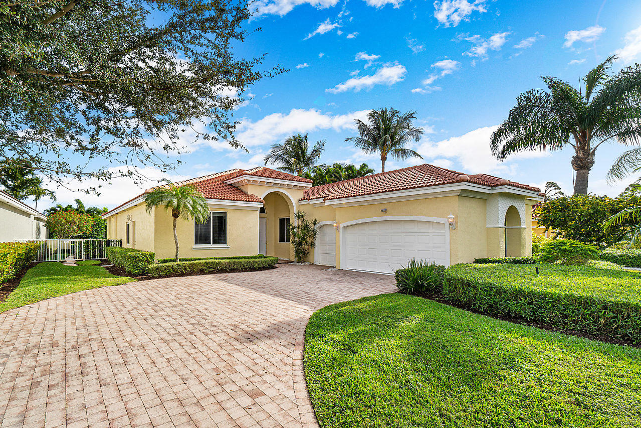 Home for sale in ENCLAVE AT THE HAMLET Delray Beach Florida