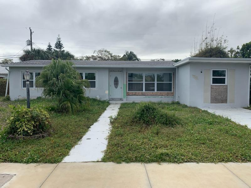 Home for sale in Lewis Shore West Palm Beach Florida