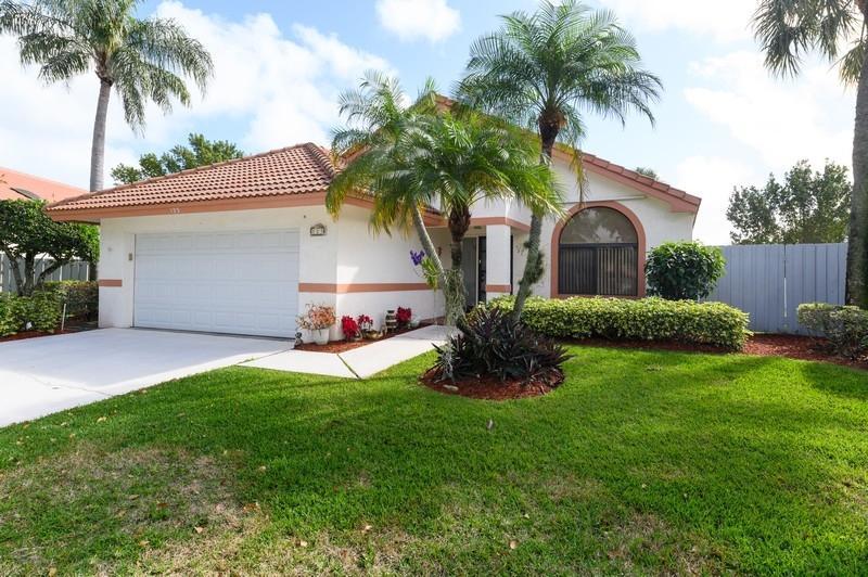 Home for sale in Executive Estates Boynton Beach Florida
