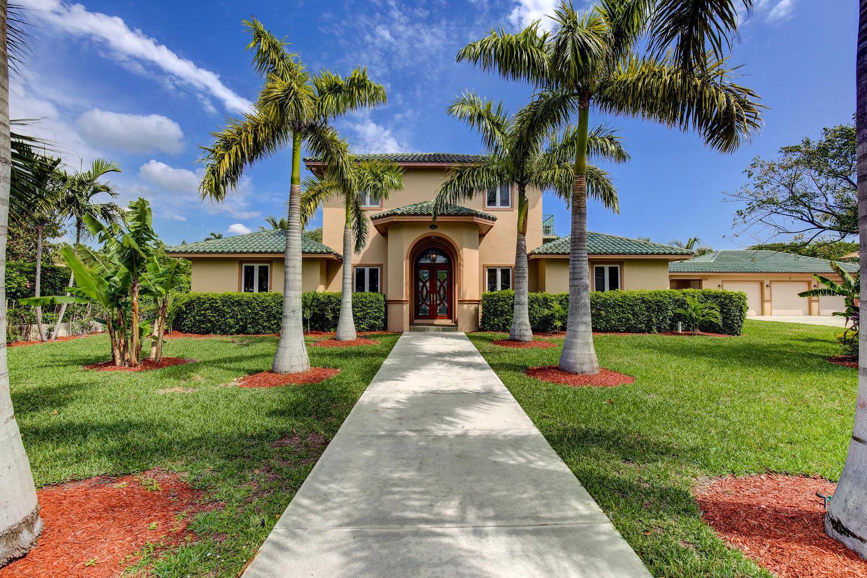 804 E Marbella Lane  Lantana FL 33462