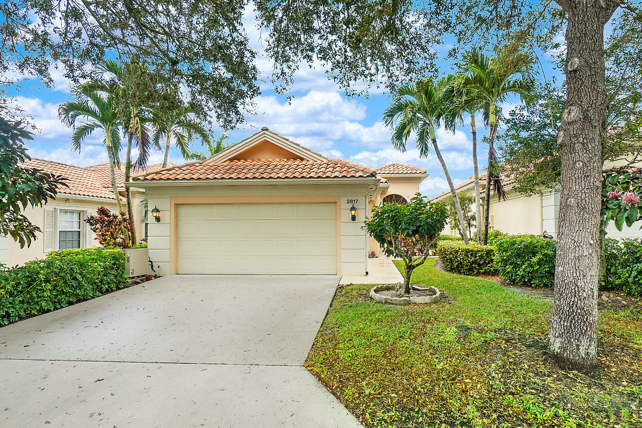 Home for sale in RIVERWALK 3A West Palm Beach Florida