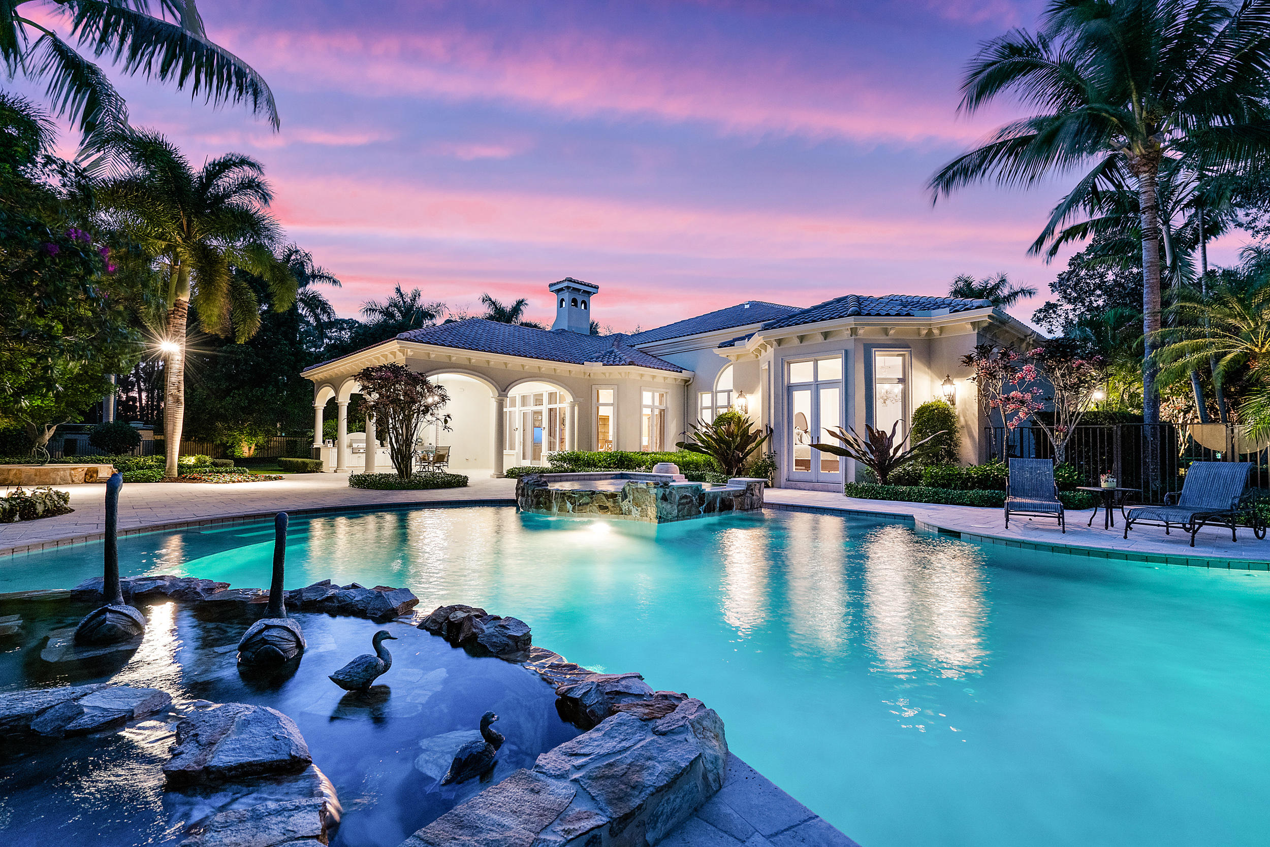 Home for sale in old palm Palm Beach Gardens Florida